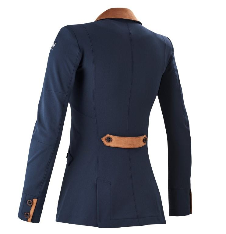 Tailor Made Turnierjacket navy hinten