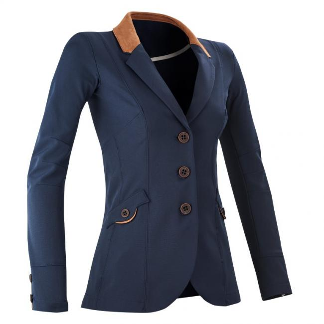 Tailor Made Turnierjacket navy vorne